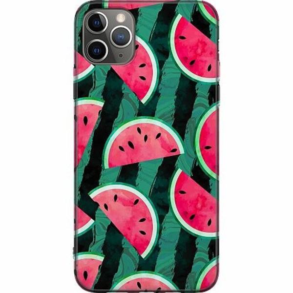 Apple iPhone 11 Pro Max Mjukt skal - Melon