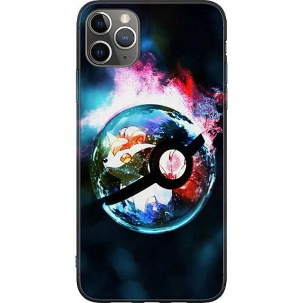 Apple iPhone 11 Pro Max Mjukt skal - Pokemon