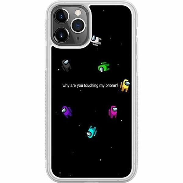 Apple iPhone 11 Pro Soft Case (Frostad) Among Us