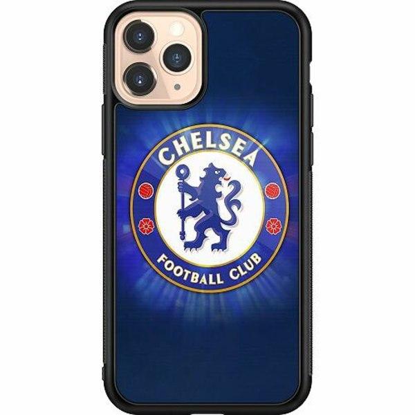 Apple iPhone 11 Pro Soft Case (Svart) Chelsea Football