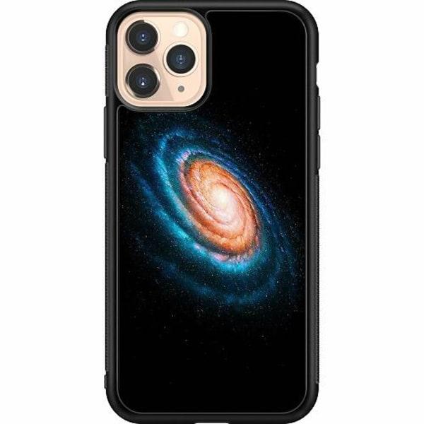 Apple iPhone 11 Pro Soft Case (Svart) Infinite Galaxy