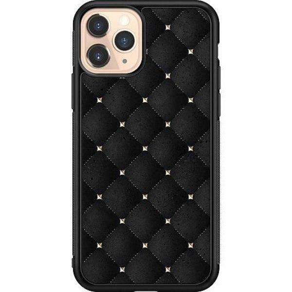 Apple iPhone 11 Pro Soft Case (Svart) Luxe