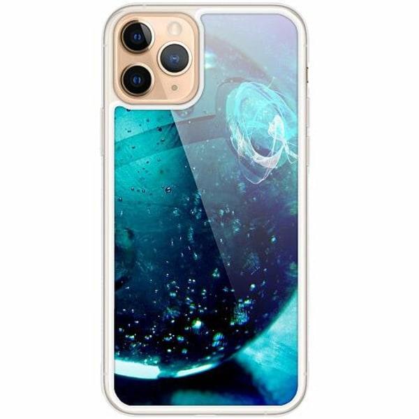 Apple iPhone 11 Pro Transparent Mobilskal med Glas Pokemon