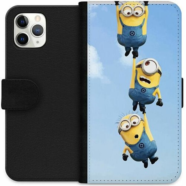 Apple iPhone 11 Pro Max Wallet Case Minions