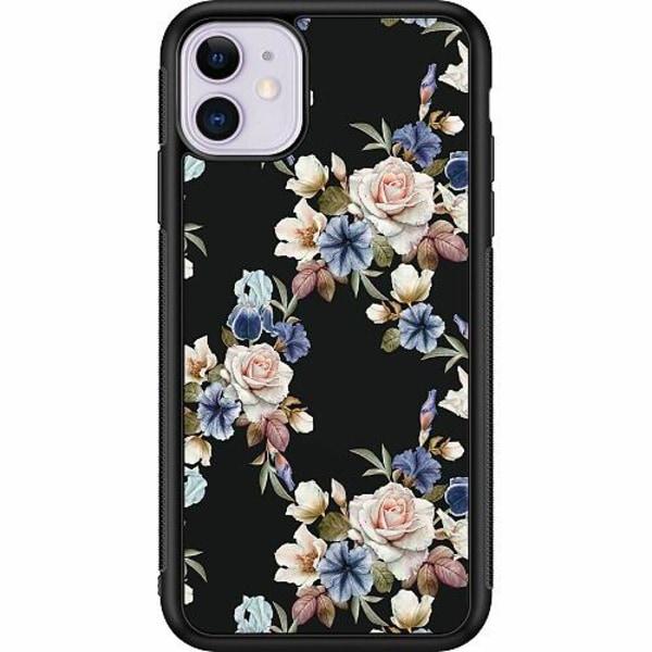 Apple iPhone 11 Billigt mobilskal - Blommor