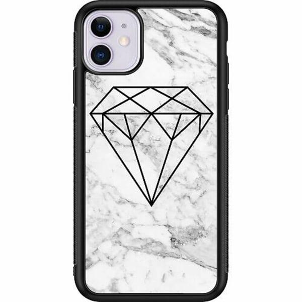 Apple iPhone 11 Billigt mobilskal - Diamant