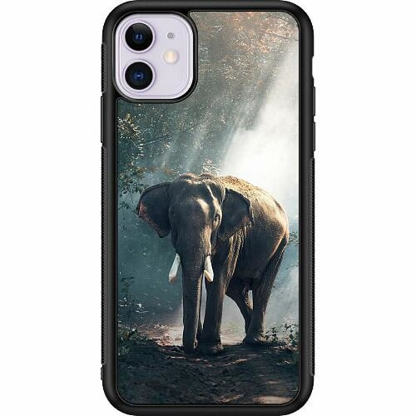Apple iPhone 11 Billigt mobilskal - Elefant