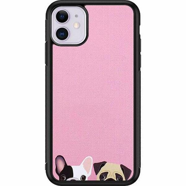 Apple iPhone 11 Billigt mobilskal - Hundar