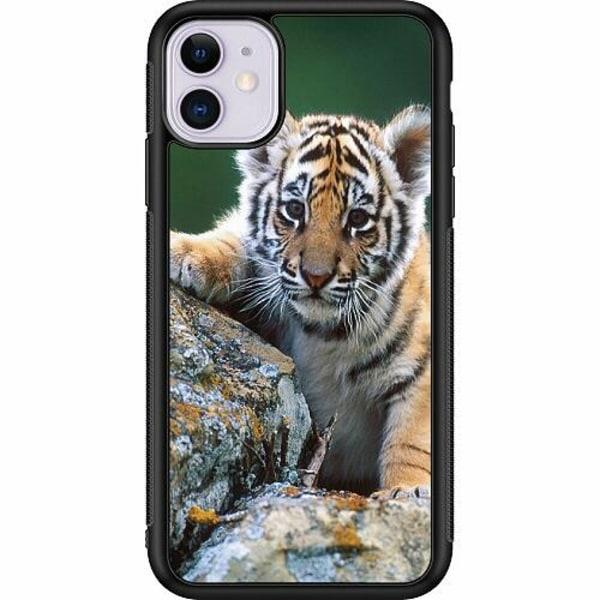 Apple iPhone 11 Billigt mobilskal - Tiger