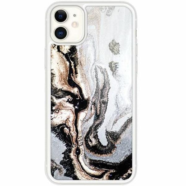 Apple iPhone 12 mini Transparent Mobilskal med Glas Destiny