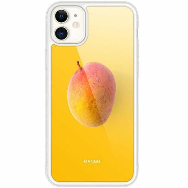 Apple iPhone 12 mini Transparent Mobilskal med Glas Mango