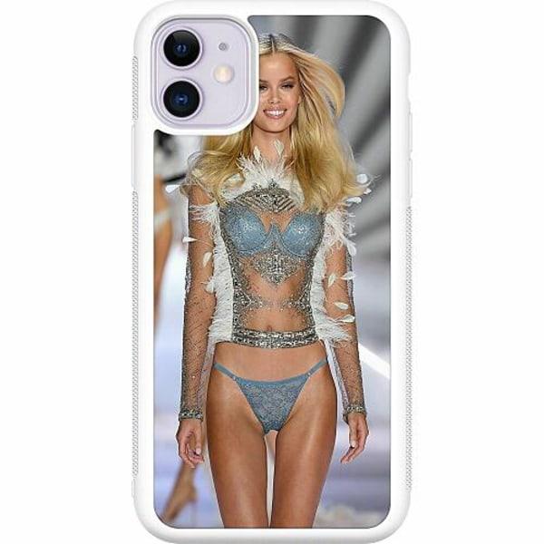 Apple iPhone 12 Vitt Mobilskal Sexy Girl