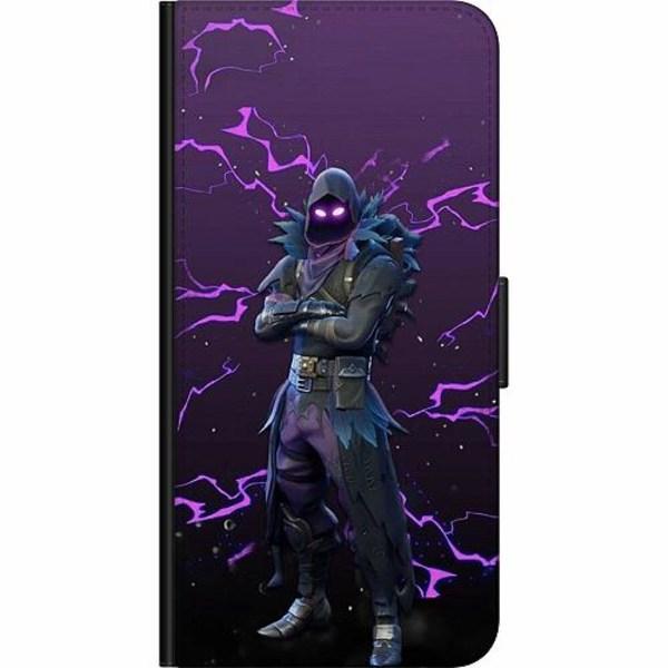 Apple iPhone 12 Pro Max Fodralväska Raven Fortnite Thunder