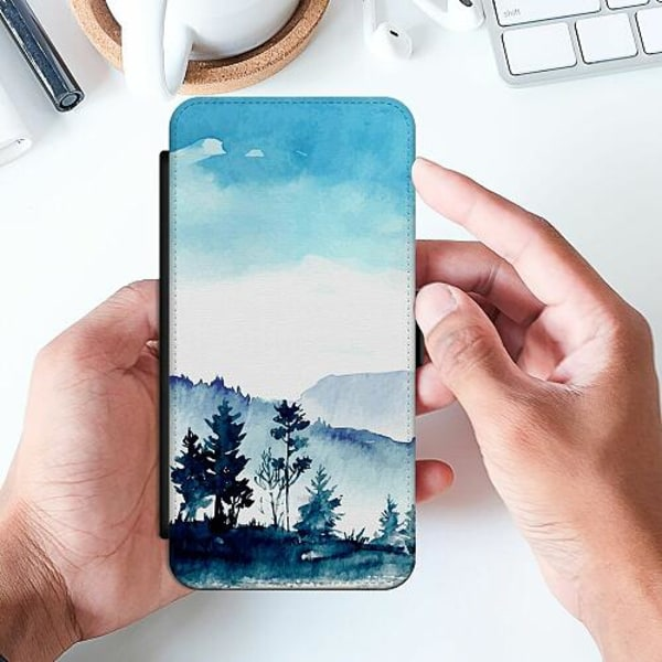 Huawei P Smart (2019) Slimmat Fodral Beautiful Nature