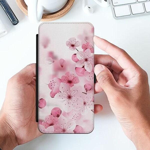 Huawei P Smart (2019) Slimmat Fodral Cherry Blossom