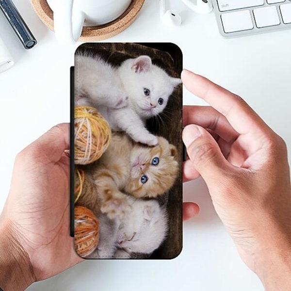 Huawei P Smart (2019) Slimmat Fodral Kittens and Yarn