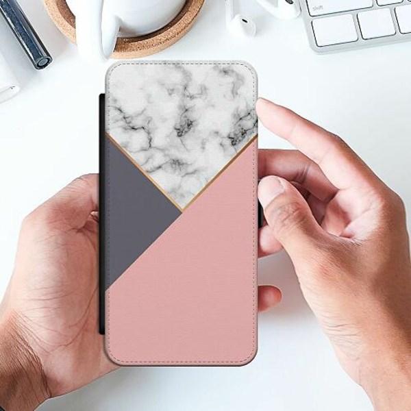Huawei P Smart (2019) Slimmat Fodral Marble Cut