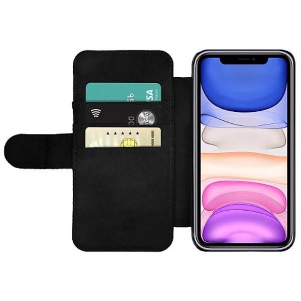 Apple iPhone 12 mini Wallet Slimcase Mönster