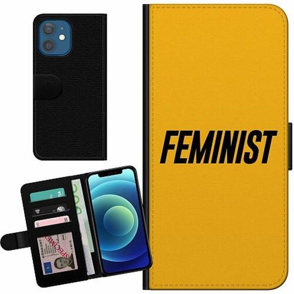 Apple iPhone 12 Billigt Fodral Feminist