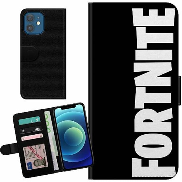 Apple iPhone 12 Billigt Fodral Fortnite