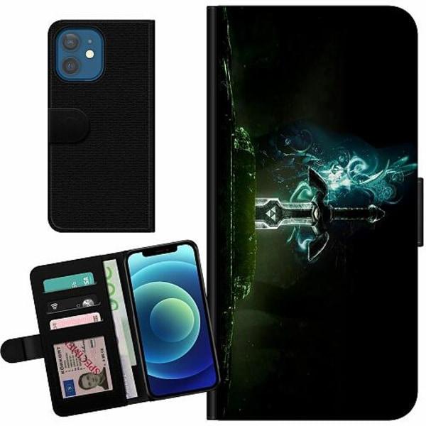 Apple iPhone 12 Billigt Fodral Zelda
