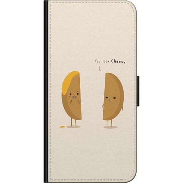 Huawei P40 Lite E Fodralväska Cheesy