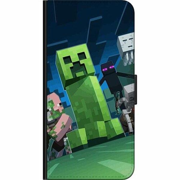 Xiaomi Mi 10 Pro Fodralväska MineCraft