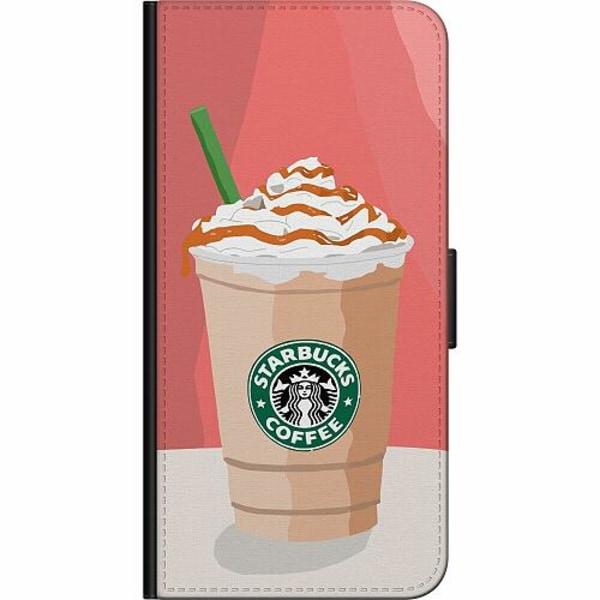 Huawei P40 Lite E Fodralväska Starbucks