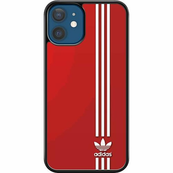 Apple iPhone 12 Hard Case (Svart) Adidas