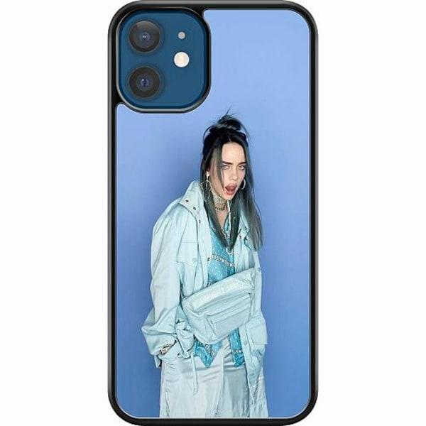 Apple iPhone 12 Hard Case (Svart) Billie Eilish 2021