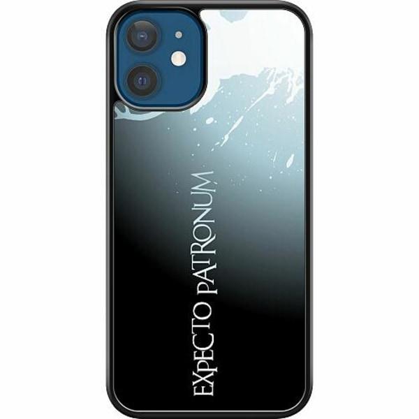 Apple iPhone 12 Hard Case (Svart) Harry Potter