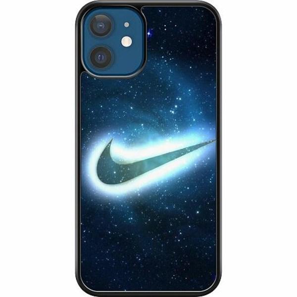 Apple iPhone 12 Hard Case (Svart) Nike