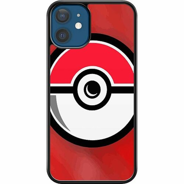 Apple iPhone 12 Hard Case (Svart) Pokemon