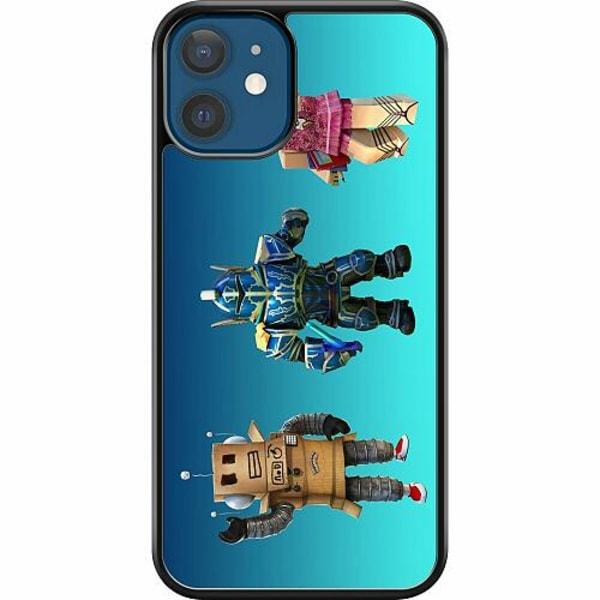 Apple iPhone 12 Hard Case (Svart) Roblox