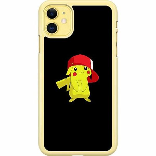 Apple iPhone 12 Hard Case (Transparent) Pokemon