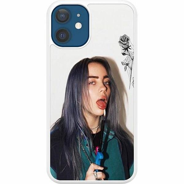 Apple iPhone 12 Hard Case (Vit) Billie Eilish 2021