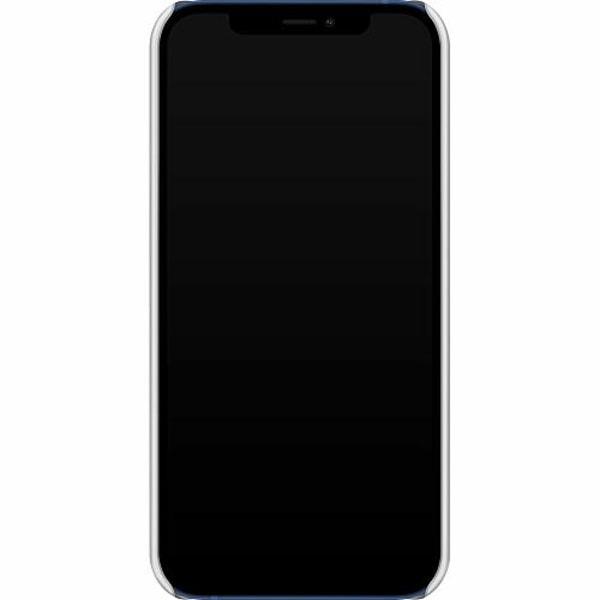 Apple iPhone 12 Hard Case (Vit) UNICORN