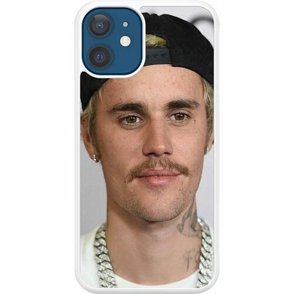 Apple iPhone 12 Hard Case (Vit) Justin Bieber 2021
