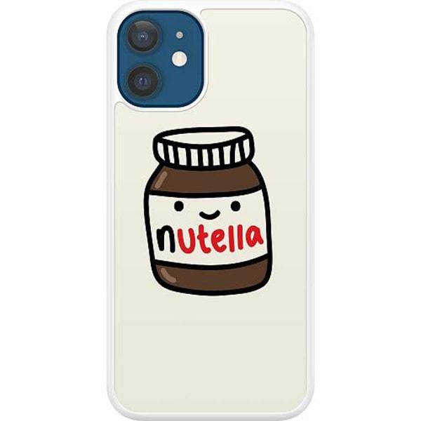 Apple iPhone 12 Hard Case (Vit) Nutella