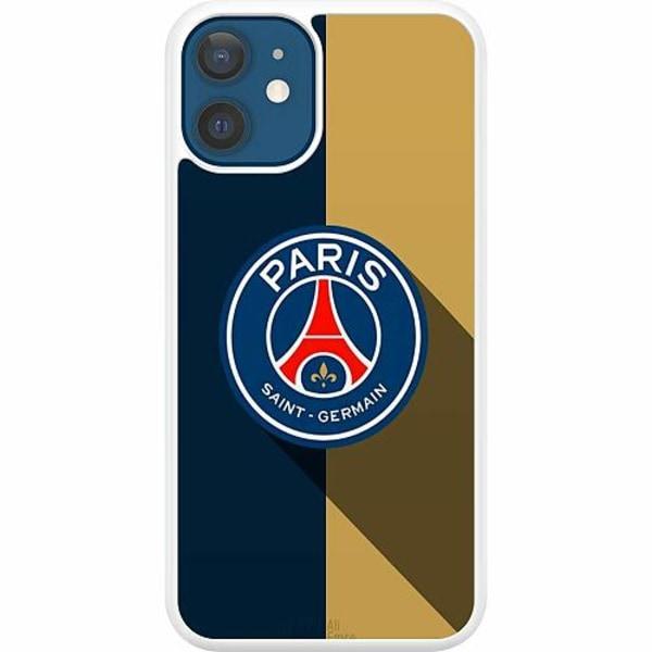 Apple iPhone 12 Hard Case (Vit) Paris Saint-Germain FC