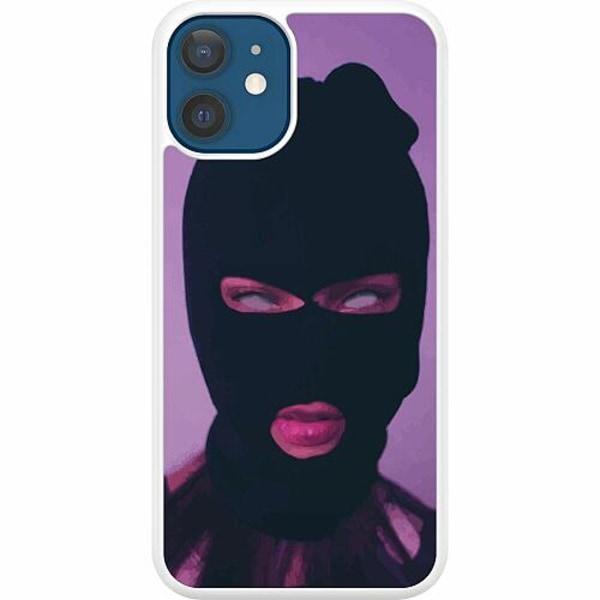 Apple iPhone 12 Hard Case (Vit) Pussy Riot