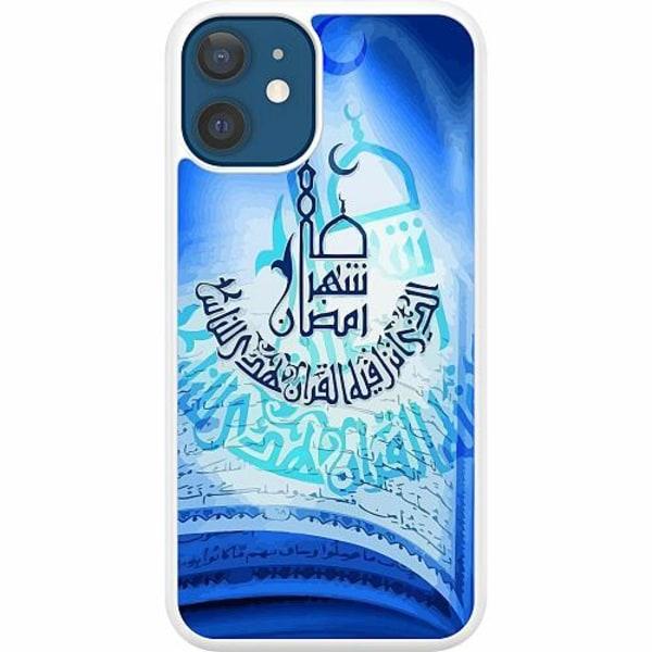 Apple iPhone 12 Hard Case (Vit) Ramadan Mubarak