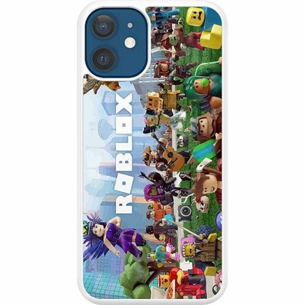 Apple iPhone 12 Hard Case (Vit) Roblox