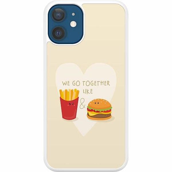 Apple iPhone 12 Hard Case (Vit) Together