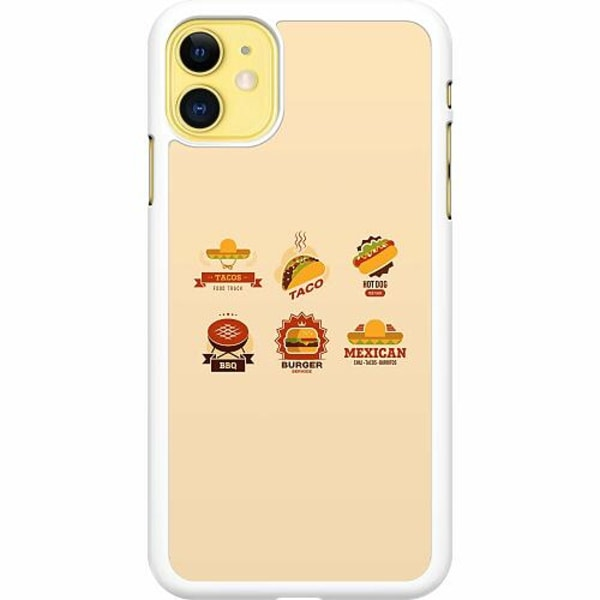 Apple iPhone 12 Hard Case (White) Pick Your Favourite