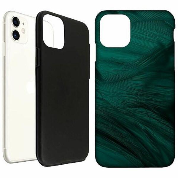 Apple iPhone 12 LUX Duo Case (Matt) Emerald Spike