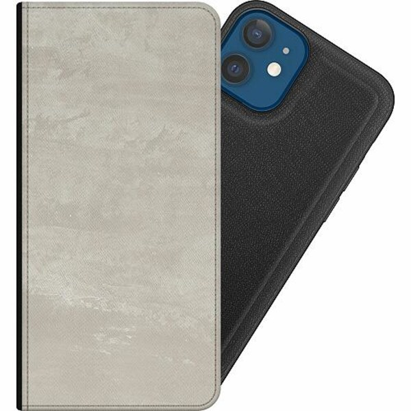 Apple iPhone 12 Magnetic Wallet Case Icy Scapes