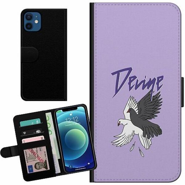 Apple iPhone 12 mini Billigt Fodral Devine Doves