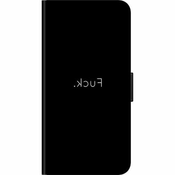 Apple iPhone 12 mini Billigt Fodral >FUCK<