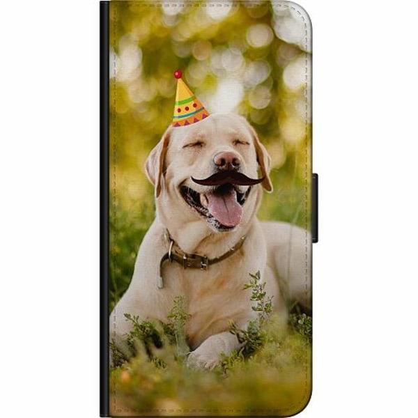Samsung Galaxy S9 Billigt Fodral Party Labrador Retriever
